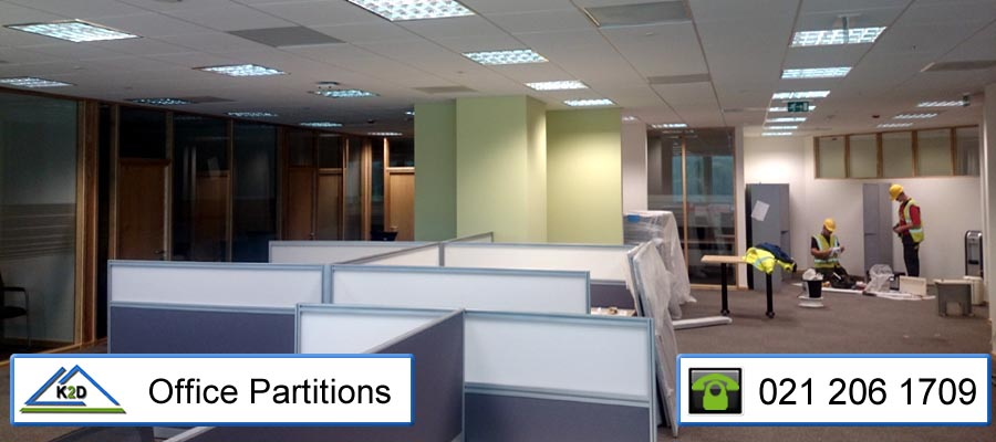 Office Partitions by K2D