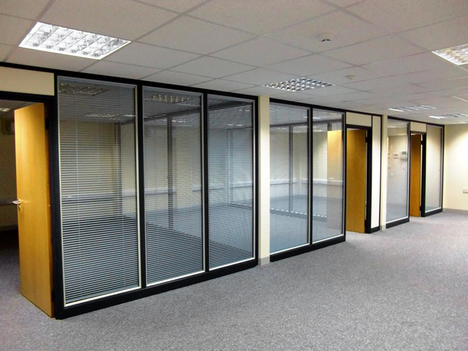 office dividers office partitions ireland