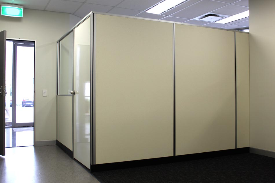 Quality Office Partitions And Dividers · Quality Individual Office  Partitions